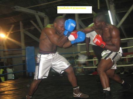 La boxe au Cameroun
