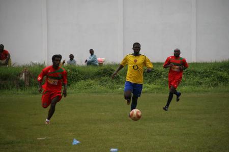 la saga du football au cameroun; phase 02