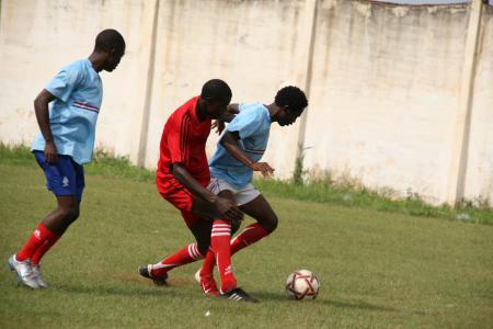 la saga du football au cameroun