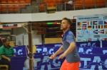 badminton, open de yaoundé, rdc,allemagne ,danemark,Inde,