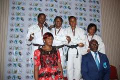 judo, cameroun,